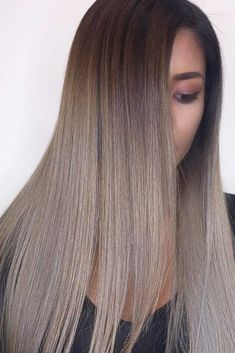 Light Ash Brown Hair Color picture2