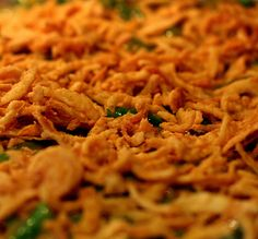 Green Bean Casserole – Easy Thanksgiving Recipes