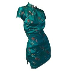 It is usually more art than math to come up with the right outfit. Dress Outfits, Cute Outfits, Fashion Outfits, Womens Fashion, Dresses, Dress Png, Green Silk, Aesthetic Clothes, Polyvore Outfits