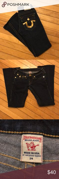True religion jeans Great condition! Please make an offer! True Religion Jeans