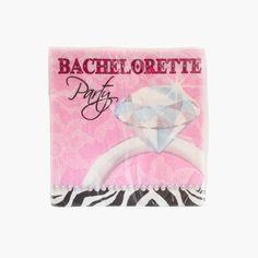 Servilleta Bachelorette Party #despedidadesoltera #despedidadesolteradecoracion #servilletas