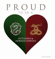 Slytherin Horned serpent