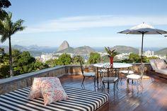 Colonial villa with incredible views is Santa Teresa, Rio de Janeiro | Rio Exclusive