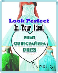 Mint Quinceanera dress - Need help on designing a quinceanera including tips? and lists,. Begin shopping for your Quinceanera dress and accessories. Decide on your honor the bid day of yours with the next tips. Mint Quinceanera Dresses, Fantasy Party, Sweet Sixteen Dresses, Dream Party, Bid Day, Young Female, Fashion Dresses, Dress Ideas, Fancy