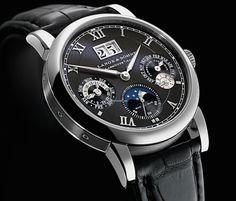 A. Lange & Söhne [NEW] Langematik Perpetual Calendar 310.026E (Retail:EUR 75.100) ~ SPECIAL OFFER:  HK$440,000.