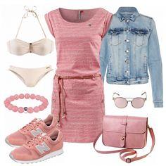 ShikRoza Damen Outfit - Komplettes Freizeit Outfit günstig kaufen | FrauenOutfits.de