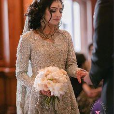 Tena Durrani bride
