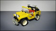 Off-Road 4x4 (Lego 5510)