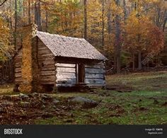 Image result for Old Log Cabins