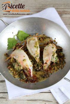 Calamari alla siciliana ricetta e foto