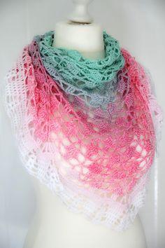 134 Besten Häkeln Schals Bilder Auf Pinterest Crochet Patterns
