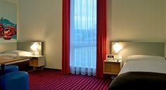 Barrierefreies Zimmer im B&B Hotel Bad Homburg