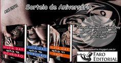 ALEGRIA DE VIVER E AMAR O QUE É BOM!!: [DIVULGAÇÃO DE SORTEIOS] - Sorteio de Aniversário ...