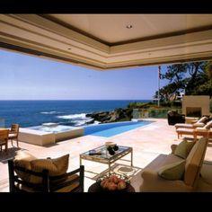 Beach back porch (beautiful)