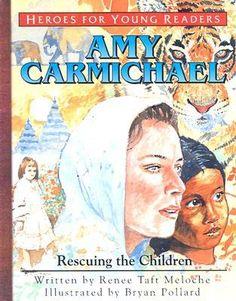 Amy+Carmichael:+Rescuing+the+Children