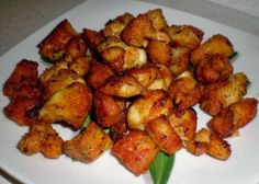 Pechuga de pollo al ajillo