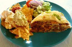 matfrabunnenfb.blogg.no – Tacokake med kylling