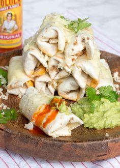 Mini burrito hapjes - Laura's Bakery