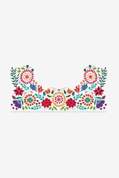 Viva La Vida in DMC - PAT0589 - Downloadable PDF Embroidery Patterns Free, Cross Stitch Patterns, Embroidery Designs, Sewing Patterns, Knitting Patterns, Crochet Patterns, Mexican Embroidery, Floral Embroidery, Hand Embroidery