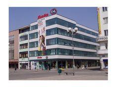 Bata store in Ostrava, Czech Republic #batashoes #bataworld #batastores