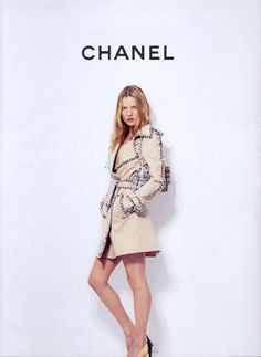Kate Moss - Chanel