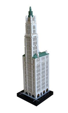 Woolworth Building, New York | Flickr - Photo Sharing!