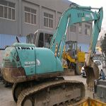 You will find good performance Kobelco SK 350-6E in second hand but super design. It has many features and a...
