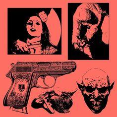 Grunge Tattoo, Alchemy Art, Psychedelic Drawings, Dark Tattoo, Tattoo Flash Art, Gaming Wallpapers, Acetone, Gothic Art, Assassin