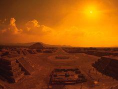 Site de Teotihuacan