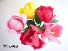 Tulipán , Kvety, fotopostupy | Tortyodmamy.sk