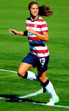 Alex Morgan...USA Soccer