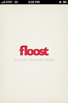 floost-splashscreen-creamy