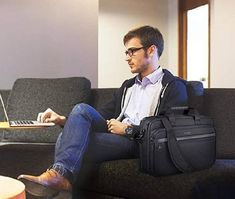 Laptop Briefcase, Leather Briefcase, Leather Bag, Travel Backpack, Travel Bags, Canvas Laptop Bag, Work Handbag, Shoulder Bags For School, Messenger Bag Men