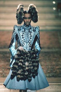 Alexander McQueen for Givenchy, Autumn/Winter