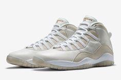 44069042e6f2 Drake X Air Jordan 10 Ovo (Stingray) - Sneaker Freaker