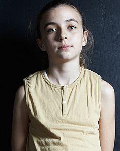 GOAT-MILK kidware   100% organic cotton basics   kid's sleeveless henley