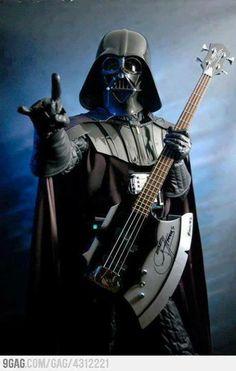 Darth -rockstar- Vader