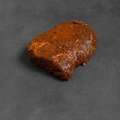Bifteck français d'intérieur de ronde mariné