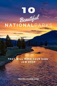 National parks are some of the most stunning places on earth. Here are 10 Beautiful National Parks In The World That Will Make Your Kids' Jaws Drop. Sequoia National Park, Banff National Park, National Parks, Cat Ba Archipelago, Travel Around The World, Around The Worlds, James Bond Island, United States Travel, Places To Travel