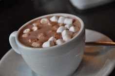 low syn hot chocolate drink