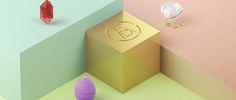 Tavo est un studio basé à Madrid et spécialisé dans l'art numérique. Pour célébrer l'ouverture des ADC Awards, le studio a réalisé trois vidéos de motion design très bien exécutées en se basant sur des textures et matériaux différents tels que le marbre, le bois et les cristaux.