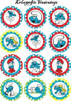 Smurf+Printables-3.jpg (1123×1600)