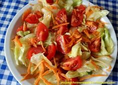 Sałatki Cabbage, Tacos, Salad, Vegetables, Ethnic Recipes, Blog, Cabbages, Salads, Vegetable Recipes