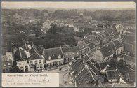 Oosterhout vanuit de lucht (collectie Regionaal Archief Tilburg)