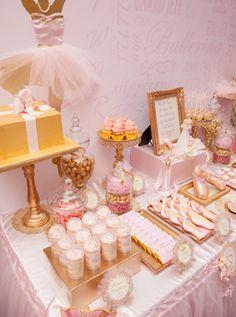 Pink & Gold Everything