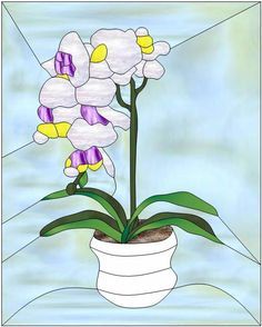 White Orchid color suggestions by Bill Blodgett
