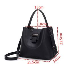 Women PU Leather Crossbody Bag Handbag Casual Little Shoulder Bag   Supernatural Style