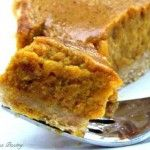 Clean Eating Pumpkin Pie and other Thanksgiving recipes!