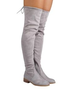 Sandiago - Grey Semi Casual, Casual Looks, Winter Looks, Luxury, Chic, Grey, Boots, Gender, Texture