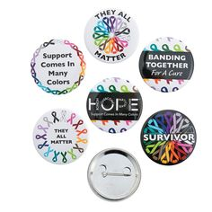 Relay for Life sayingsbuttons flat back or pin badge cabochons embellish magnet